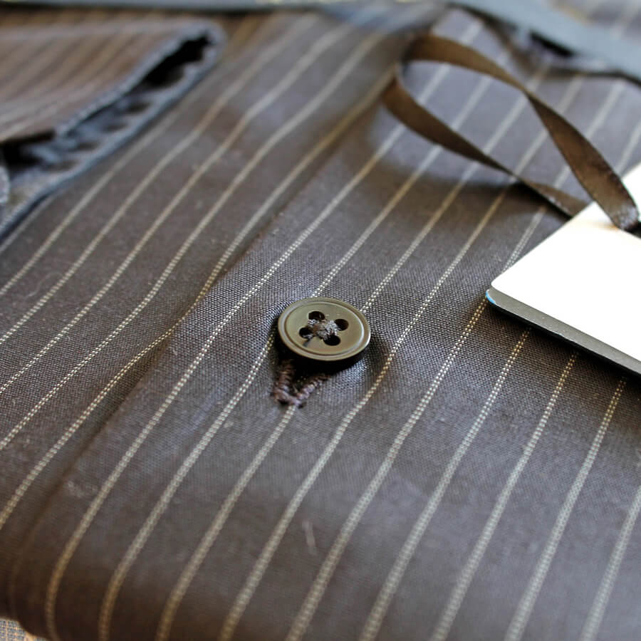 Tailored Shirt folded