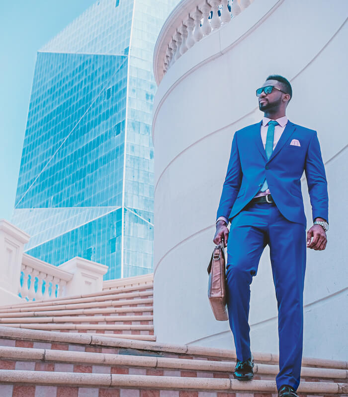 How to Style Your Blue Suit Well-featured-image